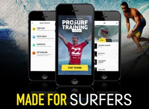 Rogue Mag Surf - Joel Parkinson has a new surf training app