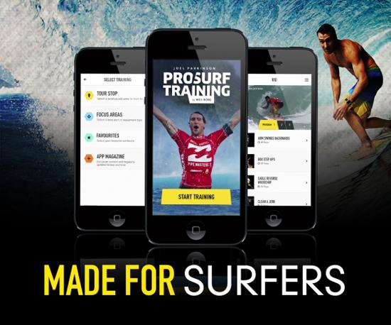 Rogue Mag Surf - Joel Parkinson has a new surf training app