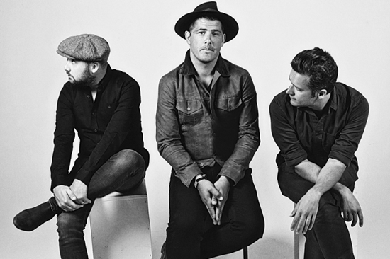 Rogue Mag Music - We Are Augustines unveil 'Cruel City' track and change band name