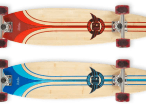 "Rogue Mag reviews - Mindless Raider 34"" Complete Longboard ML2000 review"
