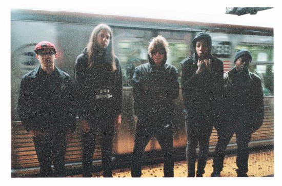 Rogue Mag Music - Cerebral Ballzy - City's Girl