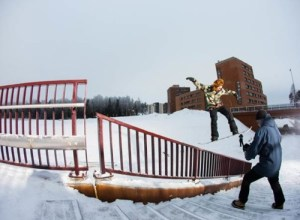 """Rogue Mag Snow - Quiksilver presents""""Take It Easy"""""""