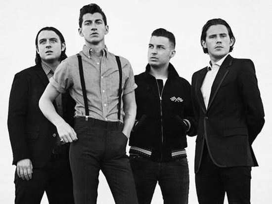 Rogue Mag Music - Arctic Monkeys new single - Snap Out Of It