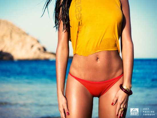 Rogue Mag - 2015 Miss Reef calendar set for release