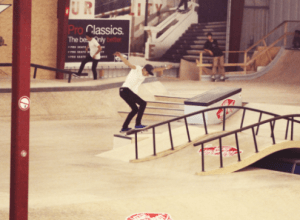 Rogue Mag - 'Flesh & Bones' Skatepark hosts Vans Shop Riot European Finals