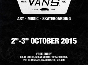 Rogue Mag - House of Vans heading to Manchester in October 2015