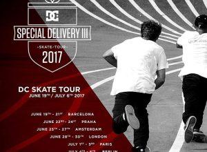 DC Special Delivery Tour 3 :: 2017 Skate + Jeru The Damaja Collab Concert Tour