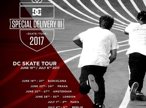 DC Special Delivery Tour 3 :: 2017 Skate + Jeru The Damaja Collab Concert Tour