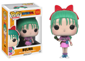 funko friday dragon ball z wishlist bulma