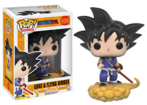 dragon ball z funko pop wishlist goku and nimbus