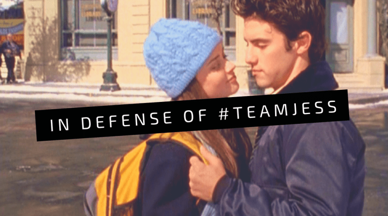 In Defense of Team Jess