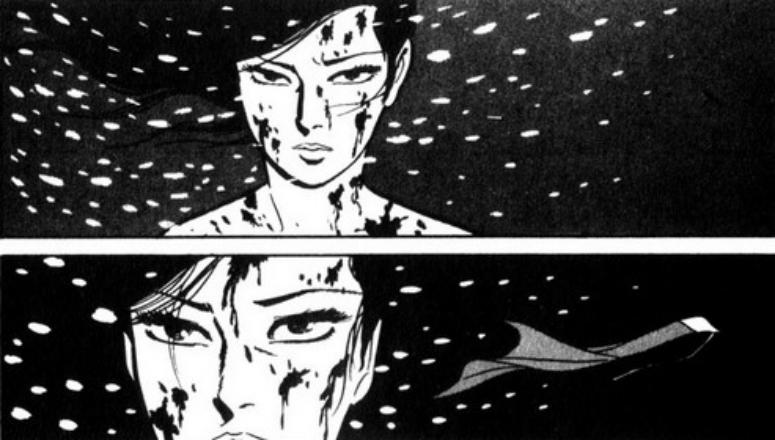 Manga Monday: Lady Snowblood