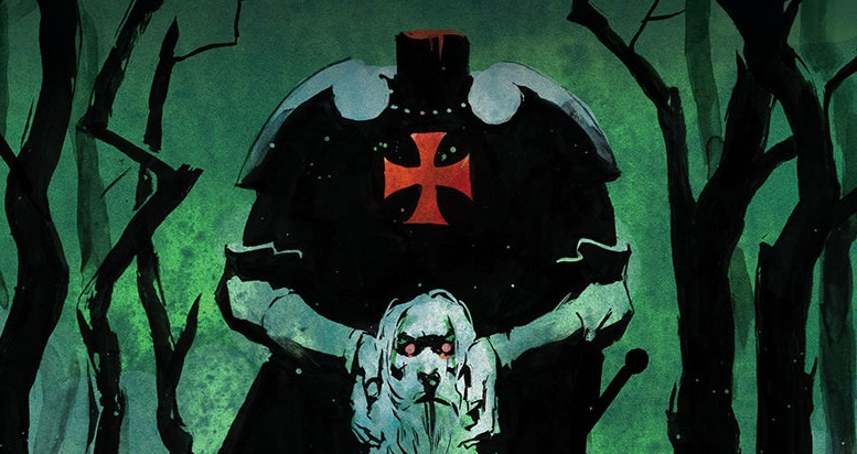 Tale of the Green Knight#1