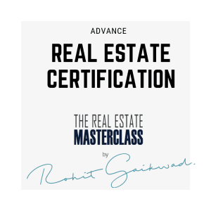 advance real estate certification