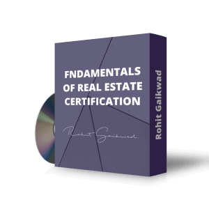fundamentals of real estate by Rohit Gaikwad