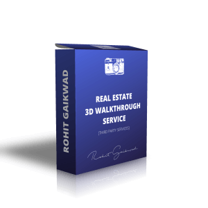 Real estate 3d walkthrough by Rohit Gaikwad