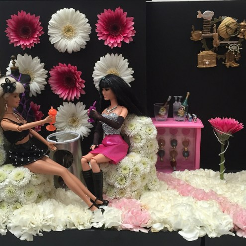 bouquets to art 2016