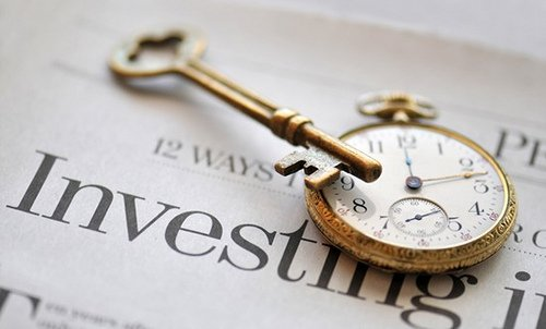 Stock Photos of Investing