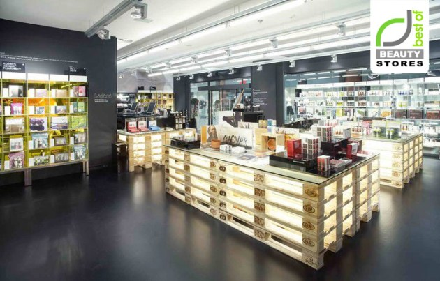 Cosmetic Retail Shop