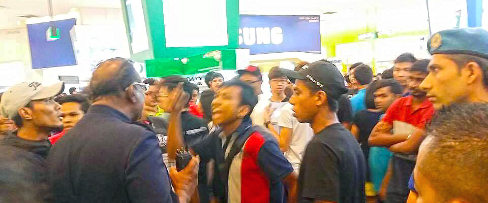 OPPO Low Yat Plaza Attacked!