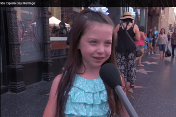 What Do Kids Think Of Gay Marriage?