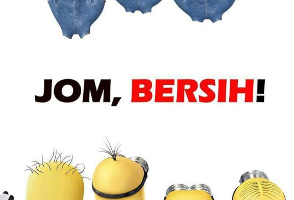 Before You Go To The Bersih 4 Rally