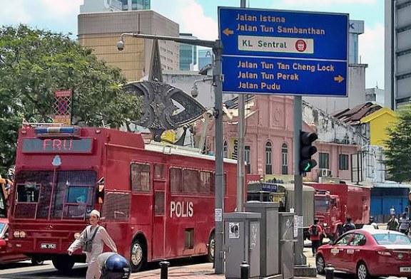 The FRU Checks In For Bersih 4.0