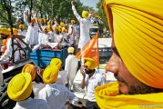 These Sikhs Are Not Ready To Bhangra Bersih Style