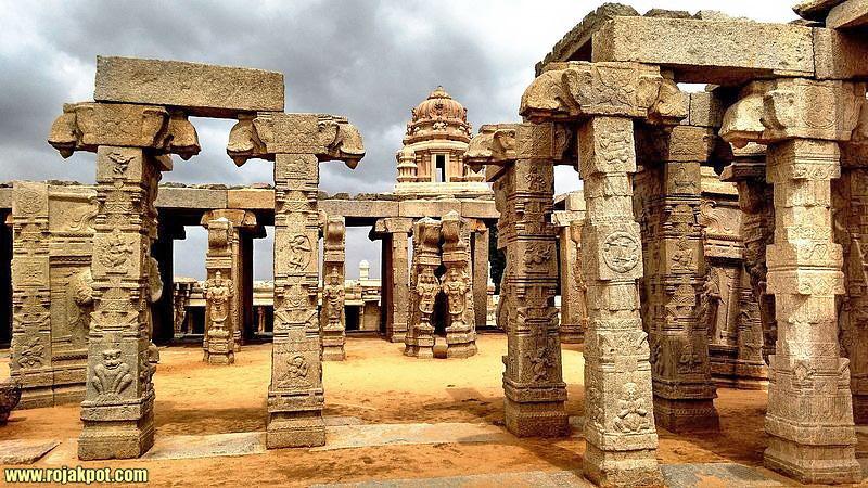 Virabhadra / Veerabhadra / Lepakshi Temple / Credit : Natesh Ramasamy