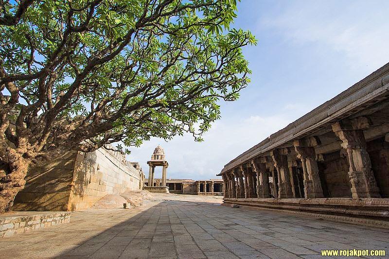 Virabhadra / Veerabhadra / Lepakshi Temple / Credit : Vishal Prabhu