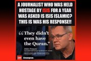 ISIS Is Not Islamic Because They Didn't Even Have The Quran