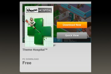 Theme Hospital Is Now FREE!
