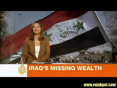 The United States Stole Iraqi Gold & Oil? - The Rojak Pot