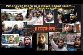 The Islamic Rage Boy Is Not A Mossad Agent
