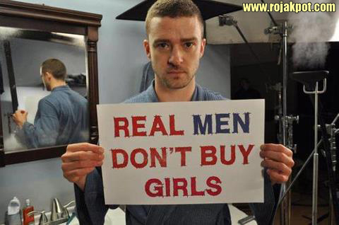 Real Men Don't Buy Girls - Justin Timberlake