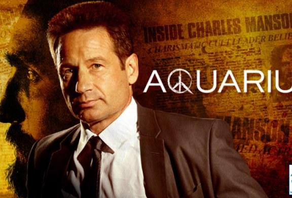 David Duchovny Interviewed On Aquarius
