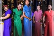 Internet Goes Crazy Over Farbel Warrior Robes
