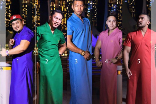 Internet Goes Crazy Over Farbel Warrior Robes