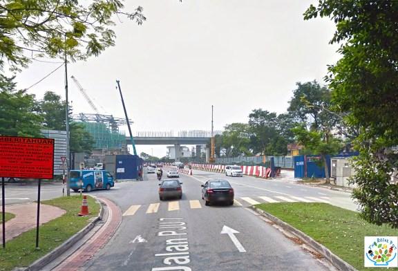 Major Road Closure In Mutiara Damansara This Weekend!