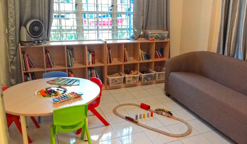Beloved Milk Bottle & Pram Childcare Centre