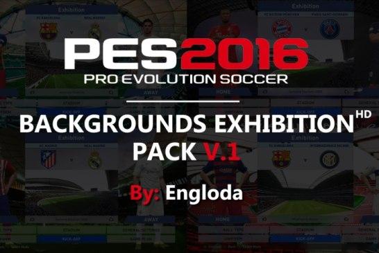 Pro Evolution Soccer 2016 Mods