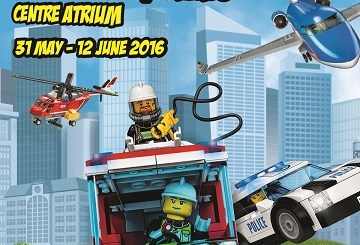 LEGO CITY ADVENTURES @ Queensbay Mall Penang