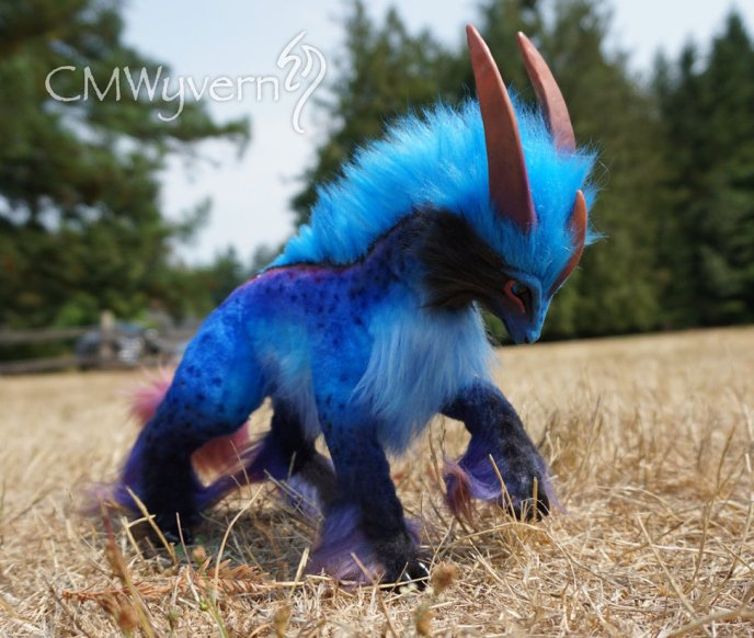 Nebula Antelope - CMWyvern
