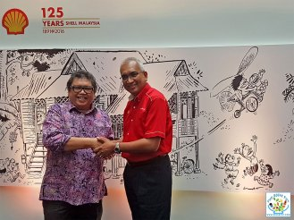 Shell Malaysia Celebrating 125 Years Through Art