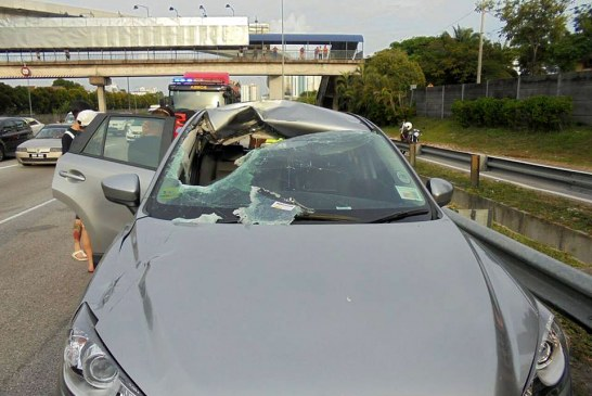 Truck Gearbox Kills Driver In Freak Accident