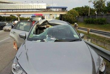 Truck Gearbox Drops + Kills Driver In Freak Accident