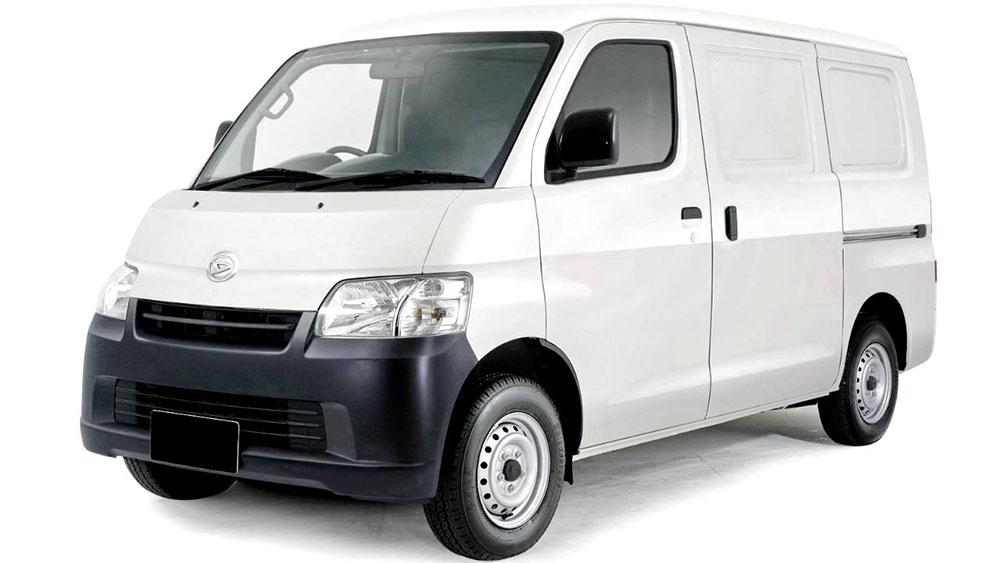 2007 Daihatsu van