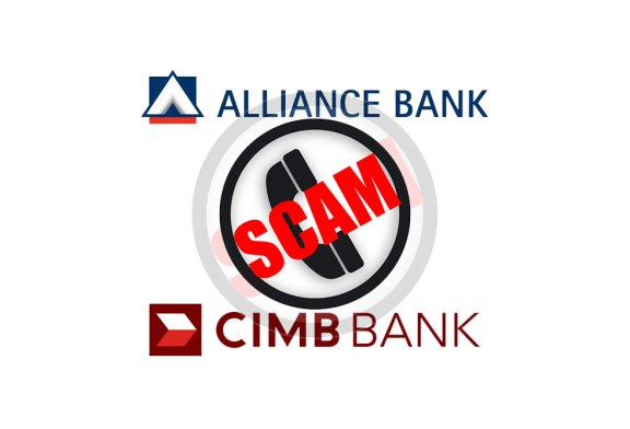 Watch Out For The Alliance Bank & CIMB Phone Scam!