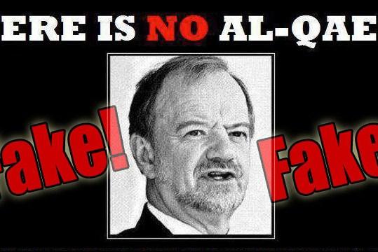 No, Robin Cook Did Not Say There Is No Al-Qaeda!