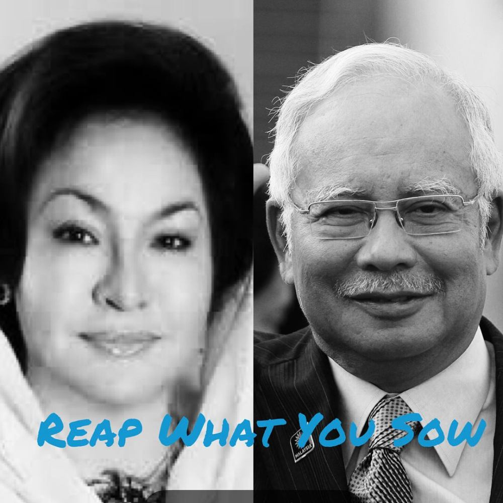 Azrene Ahmad : Reap What You Sow!